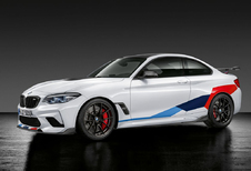 BMW M2 Competition nog wilder met  M Performance Parts