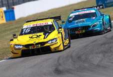 Mercedes en BMW schrijven DTM-geschiedenis in Hockenheim