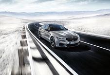 BMW M5 Competition Package: Poussée à 625 ch !