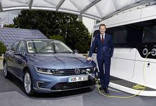Herbert Diess : boussole morale pour VW