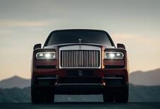 Rolls-Royce Cullinan is (g)een SUV