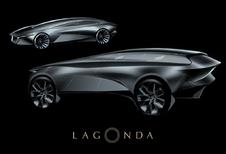 Aston Martin Lagonda komt met elektrische SUV in 2021