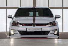 Volkswagen Golf GTI Next Level heeft iets van een R8