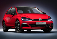 TCR Concept is VW Golf GTI met 290 pk, haalt 264 km/u