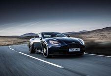 Aston Martin DB11 AMR: topversie