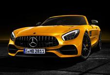 Mercedes AMG GT Roadster : aussi avec un S