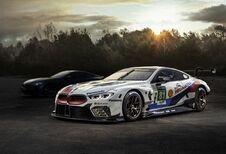 La BMW Série 8 dévoilée aux 24 H du Mans