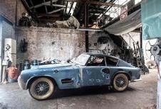 Jaguar uit Gentse schuur brengt 356.500 euro op