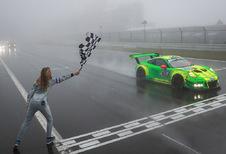 Porsche wint 24 Uur Nürburgring - de hoogtepunten