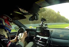 BMW M5 klopt Ferrari 430 Scuderia op de Nürburgring