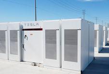 Tesla-PowerPacks in België