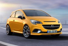 Opel onthult de specificaties van de Corsa GSi