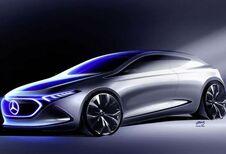 Mercedes : une compacte électrique fabriquée en France