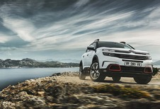 Citroën C5 Aircross plant SUV-coup