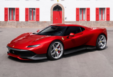 Ferrari SP38 : la 488 GTB tendance F40
