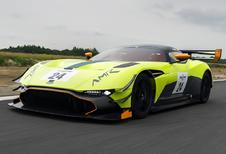 Aston Martin Vulcan gaat racen in Le Mans