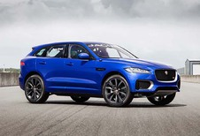 Jaguar : Un grand J-Pace au dessus du F-Pace ?