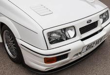 Deze Ford Sierra RS 500 Cosworth is de eerste