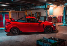 BIJZONDER – Honda Civic Type R als pick-up (Video)