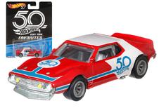 Hot Wheels viert 50ste verjaardag met speciale reeksen