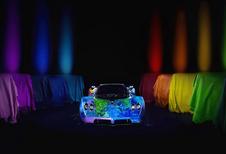 Pagani Zonda S Art Car tussen kunst en kitsch