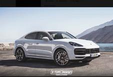 Porsche : Pourquoi pas un Cayenne Coupé ?