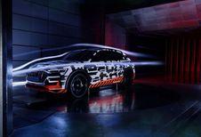Audi e-tron : un proto ultra-aérodynamique