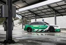 Une Audi RS3 électrique de 1200 ch
