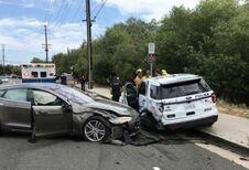 Tesla : deux accidents avec Autopilot