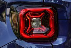 Jeep Renegade : de petits moteurs sous le capot