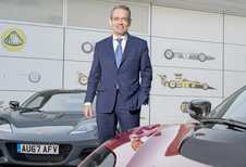 Lotus change de CEO