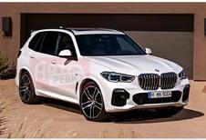 Nieuwe BMW X5 verschijnt te vroeg