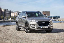 Vernieuwde Hyundai Tucson wordt milde dieselhybride
