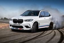 BMW X5 met de M van Machtig