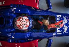 F1-team Toro Rosso test meervoudig wereldkampioen