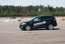 Ford souhaite une formation au freinage d'urgence