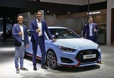 Hyundai N : Un Veloster et une nouvelle stratégie