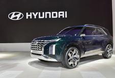Hyundai Grandmaster SUV is geen Genesis