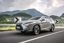 Lexus RX 450hL : 7 places et hybride