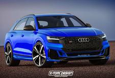 Natuurlijk komt er een Audi RS Q8