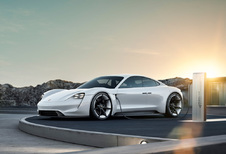 Porsche Mission E: productieversie heet Taycan #1