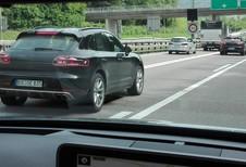 La Porsche Macan sur le point de s'offrir un lifting