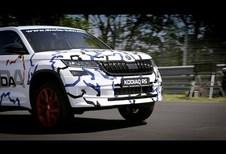 Skoda Kodiaq RS gaat voor record op Nürburgring