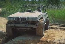 INSOLITE – Au volant du BMW X5 « buggy »