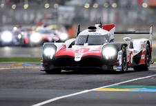 Toyota: 'Onze TS050 is sneller dan de 919 Evo op de Nürburgring'