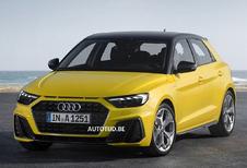 Audi A1 op het internet gelekt?