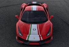 Ferrari 488 Pista « Piloti Ferrari » : Pour les pilotes privés