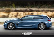BMW Série 8 : et en break de chasse ?
