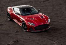 Aston Martin DBS Superleggera: opvolger voor Vanquish S