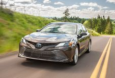 Toyota Camry maakt Europese comeback als Hybrid